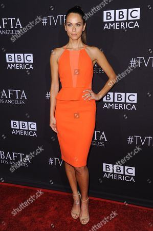 Stock Picture of Model/TV host Asha Leo arrives at the BAFTA Los Angeles TV Tea at SLS Hotel, in Los Angeles