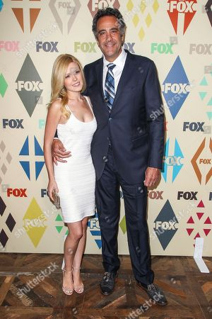Brad Garrett and Isaball Quella attend the 2015 Summer TCA - Fox All-Star Party at Soho House on in Los Angeles