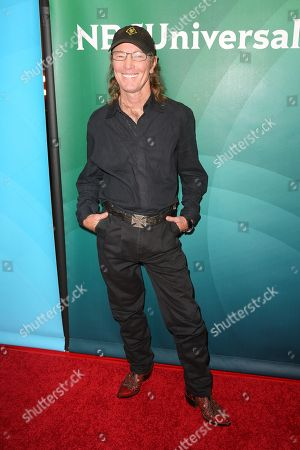 "Stock Image of Wayne ""Butch"" Gilliam arrives at the NBCUniversal Television Critics Association Summer Tour at the Beverly Hilton Hotel, in Beverly Hills, Calif"