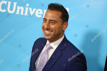 Josh Altman arrives at the NBC Summer TCA Event at the Beverly Hilton, in Beverly Hills, Calif