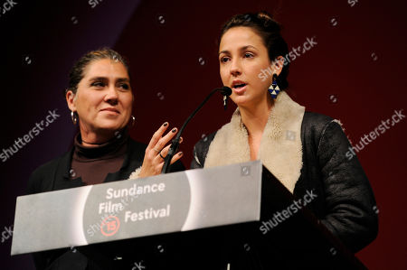 Editorial picture of 2015 Sundance Film Festival - Awards Ceremony, Park City, USA - 31 Jan 2015