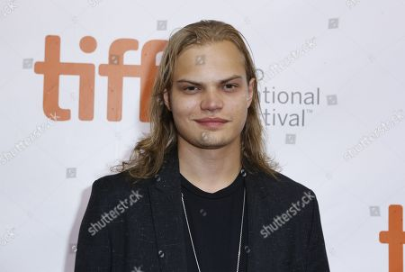 """Wilson Gonzalez Ochsenknecht attends the world premiere of """"Stonewall"""" on day 9 of the Toronto International Film Festival at Roy Thomson Hall, in Toronto"""