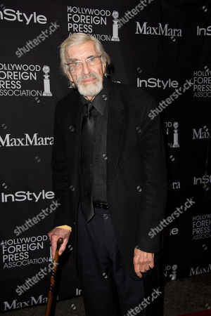 Martin Landau attends The Hollywood Foreign Press Association (HFPA) and InStyle's annual Toronto International Film Festival celebration at The Windsor Arms Hotel, in Toronto
