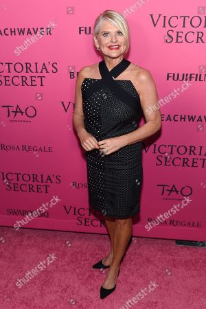 Victoria's Secret CEO Sharen Jester Turney attends the 2015 Victoria's Secret Fashion Show After Party at Tao, in New York. The Victoria's Secret Fashion Show will air on CBS on Tuesday, December 8th at 10pm EST