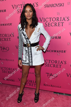 Model Gracie Carvalho attends the 2015 Victoria's Secret Fashion Show After Party at Tao, in New York. The Victoria's Secret Fashion Show will air on CBS on Tuesday, December 8th at 10pm EST