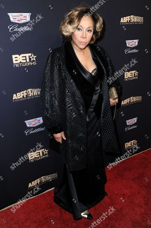 Actress Diahann Carroll attends the 2016 ABFF Awards: A Celebration of Hollywood held at the Beverly Hilton Hotel, in Beverly Hills, Calif