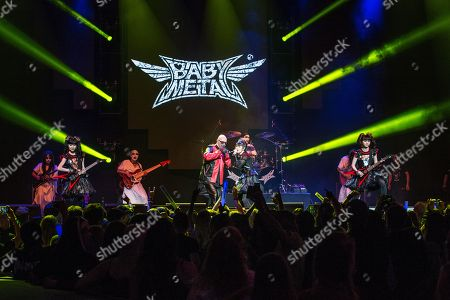 Editorial photo of 2016 Alternative Press Music Awards - Show, Columbus, USA - 18 Jul 2016