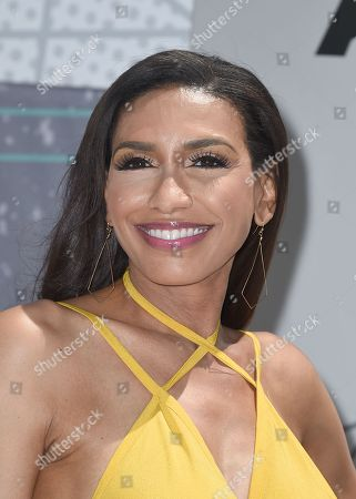 Stock Picture of Rhonda Wills arrives at the BET Awards at the Microsoft Theater, in Los Angeles