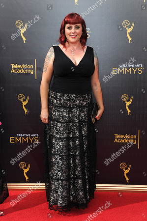 Editorial picture of 2016 Creative Arts Emmy Awards - Arrivals - Night One, Los Angeles, USA - 10 Sep 2016