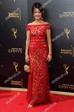 Editorial picture of 2016 Creative Arts Emmy Awards - Arrivals - Night Two, Los Angeles, USA - 11 Sep 2016