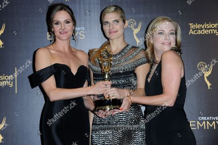Editorial photo of 2016 Creative Arts Emmy Awards - Press Room - Night Two, Los Angeles, USA - 11 Sep 2016