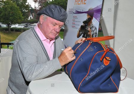 Jack McGee attends the 2016 Emmys Golf Classic presented by the Television Academy Foundation at the Wilshire Country Club, in Los Angeles