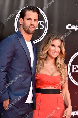 Editorial image of 2016 ESPY Awards - Arrivals, Los Angeles, USA - 13 Jul 2016