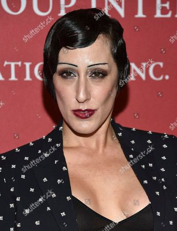 Lady Fag attends The Fashion Group International's Night of Stars Gala at Cipriani Wall Street, in New York