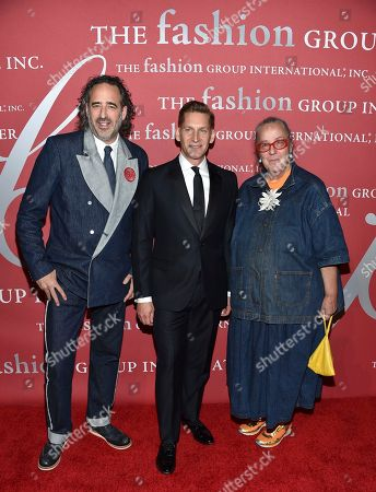 Editorial photo of 2016 Fashion Group International Night of Stars Gala, New York, USA - 27 Oct 2016