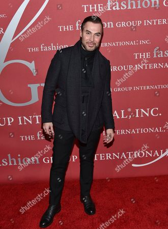 Stock Picture of Loris Diran attends The Fashion Group International's Night of Stars Gala at Cipriani Wall Street, in New York