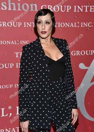 Editorial photo of 2016 Fashion Group International Night of Stars Gala, New York, USA - 27 Oct 2016