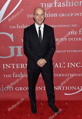 Daniel Kulle attends The Fashion Group International's Night of Stars Gala at Cipriani Wall Street, in New York
