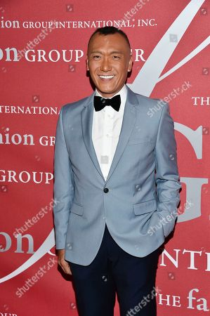 Joe Zee attends The Fashion Group International's Night of Stars Gala at Cipriani Wall Street, in New York