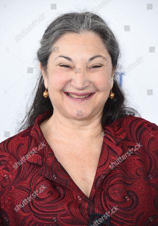 Stock Photo of Robin Bartlett arrives at the Film Independent Spirit Awards, in Santa Monica, Calif