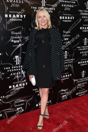 Linda Wells attends the 2016 Fragrance Foundation Awards at Alice Tully Hall, in New York