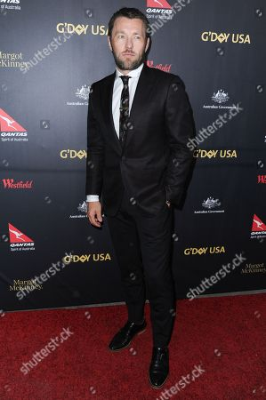 Stock Image of Nicholas Bishop attends the 2016 G'Day USA LA Gala held at Vibiana, in Los Angeles