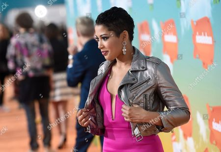 Editorial picture of 2016 Kids' Choice Awards - Red Carpet, Inglewood, USA - 12 Mar 2016