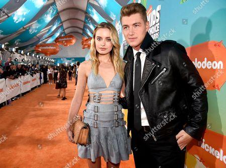 Editorial image of 2016 Kids' Choice Awards - Red Carpet, Inglewood, USA - 12 Mar 2016