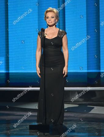Paloma San Basilio appears at the Latin American Music Awards at the Dolby Theatre, in Los Angeles