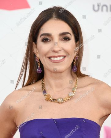 Kika Rocha arrives at the 17th annual Latin Grammy Awards at the T-Mobile Arena, in Las Vegas