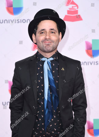Eduardo Cabra arrives at the 17th annual Latin Grammy Awards at the T-Mobile Arena, in Las Vegas