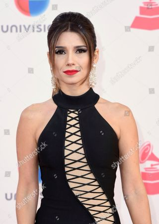 Editorial image of 2016 Latin Grammy Awards - Arrivals, Las Vegas, USA - 17 Nov 2016
