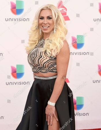 Editorial photo of 2016 Latin Grammy Awards - Arrivals, Las Vegas, USA - 17 Nov 2016