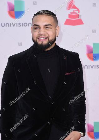 Editorial image of 2016 Latin Grammy Awards - Arrivals, Las Vegas, USA - 17 Nov 2016