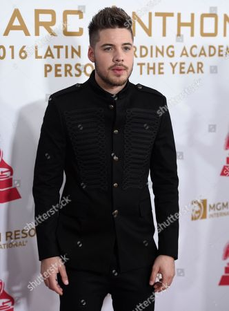 Editorial photo of 2016 Latin Grammy Awards - Person of the Year - Arrivals, Las Vegas, USA - 16 Nov 2016
