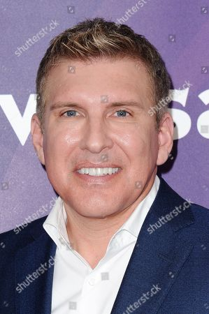 Todd Chrisley attends the 2016 NBC Universal Summer Press Day held at the Four Seasons Hotel, in Westlake Village, Calif