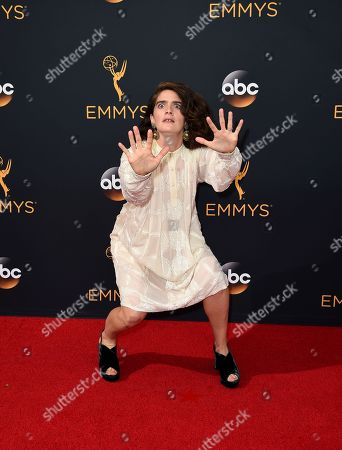 Stock Photo of Gaby Hoffman arrives at the 68th Primetime Emmy Awards, at the Microsoft Theater in Los Angeles
