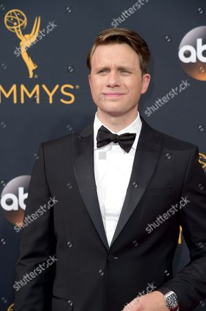Martin Wallstrom arrives at the 68th Primetime Emmy Awards, at the Microsoft Theater in Los Angeles