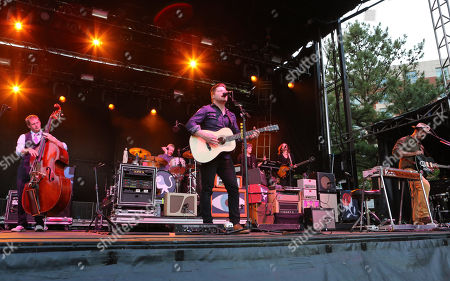 Editorial picture of 2016 Shaky Knees Festival - , Atlanta, USA - 14 May 2016