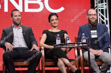Editorial photo of 2016 Summer TCA - NBCUniversal - Day 1, Beverly Hills, USA - 2 Aug 2016