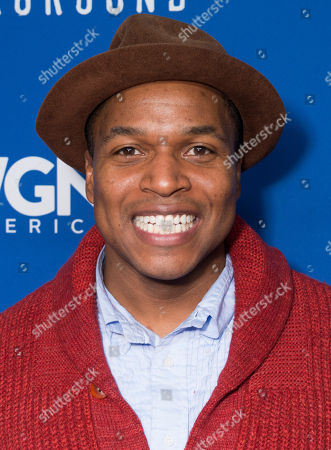 """Stock Image of Actor Sheldon Candis seen during the """"Underground"""" party at the Vida Tequila Lounge during the 2016 Sundance Film Festival, in Park City, Utah"""