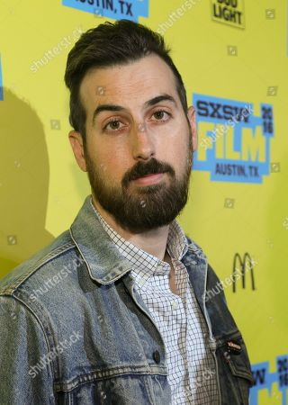 "Director Ti West is seen at the world premiere of his film ""In A Valley of Violence"" at the Stateside Theatre during the South by Southwest Film Festival, in Austin, Texas"