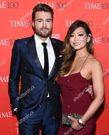 Editorial picture of 2016 TIME 100 Gala, New York, USA - 26 Apr 2016