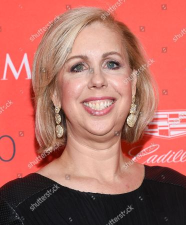 Nancy Gibbs attends the TIME 100 Gala, celebrating the 100 most influential people in the world, at Frederick P. Rose Hall, Jazz at Lincoln Center, in New York
