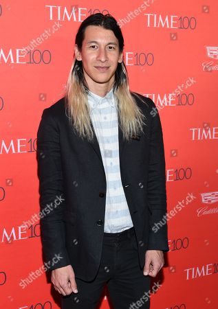 Stock Picture of Perry Chen attends the TIME 100 Gala, celebrating the 100 most influential people in the world, at Frederick P. Rose Hall, Jazz at Lincoln Center, in New York