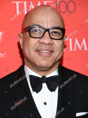 Ford Foundation president Darren Walker attends the TIME 100 Gala, celebrating the 100 most influential people in the world, at Frederick P. Rose Hall, Jazz at Lincoln Center, in New York
