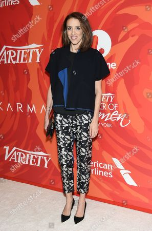 Alexandra Kerry attends the 2016 Variety's Power of Women: New York, presented by Lifetime, at Cipriani Midtown, in New York