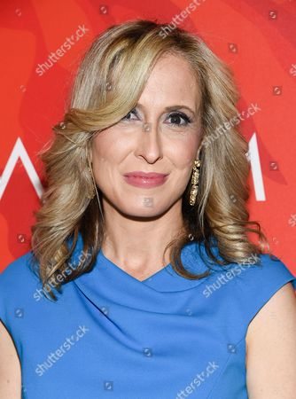 Variety publisher Michelle Sobrino-Stearns attends the 2016 Variety's Power of Women: New York, presented by Lifetime, at Cipriani Midtown, in New York