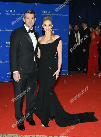 Editorial image of 2016 White House Correspondents' Association Dinner - Arrivals, Washington, USA - 30 Apr 2016