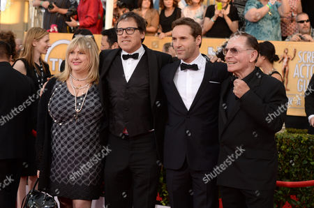 Editorial image of 20th Annual SAG Awards - Arrivals, Los Angeles, USA - 18 Jan 2014